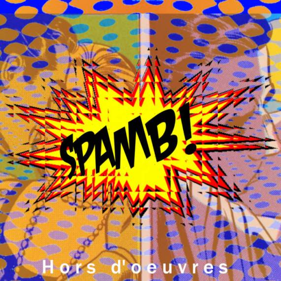hors d'oeuvres by SPAMB!